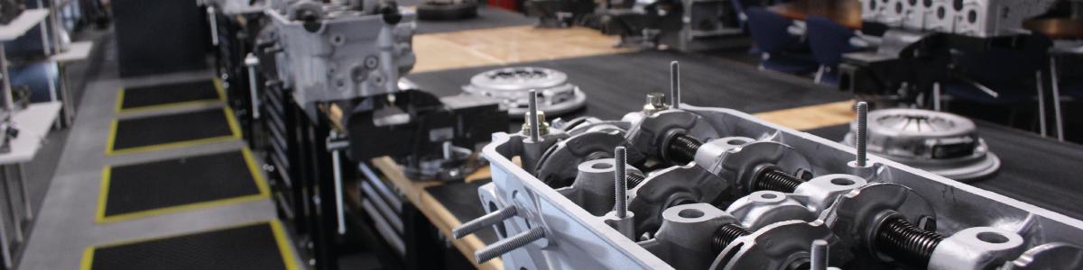 Praktijktraining cilinderkop workshop