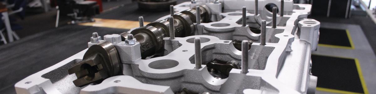Praktijktraining cilinderkoppen opleiding