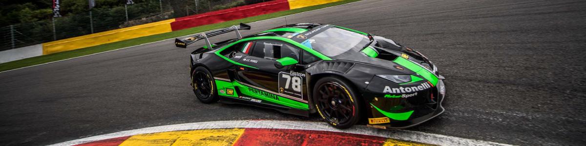 Lamborghini wedstrijd auto bouwen