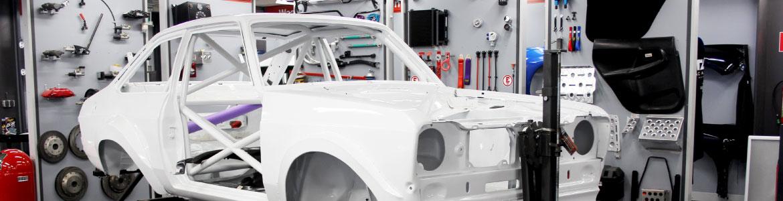 Hoe bouw je een competitie auto