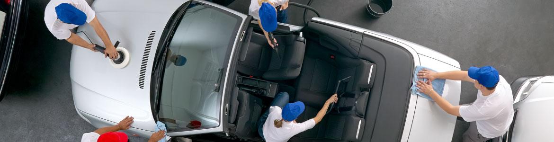 praktijktraining auto schoonmaken cursus