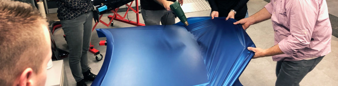 car wrapping cursus