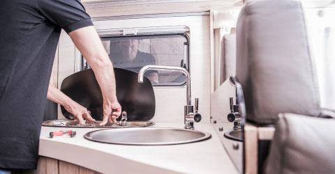 Praktijktraining: Caravantechniek Installaties en Toestellen