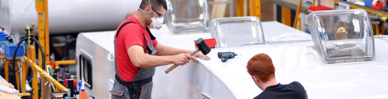 Praktijktraining: Caravantechniek opbouw