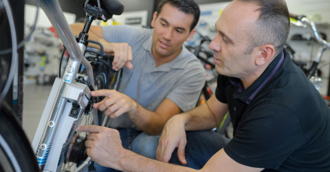 Praktijktraining: E-Bike Specialist Basisvaardigheden