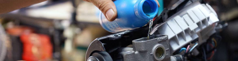 Praktijktraining: Motorfietstechniek Klein Onderhoud - Basis
