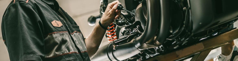 Praktijktraining: Motorfietstechniek Opknappen Restaureren