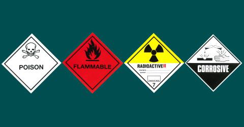 Cursus: Omgaan met gevaarlijke stoffen