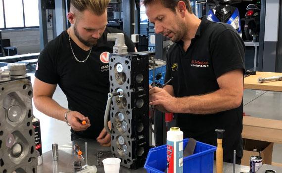 Prive autotechniek cursus