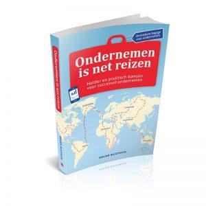 Ondernemen is net reizen - Oscar Bulthuis