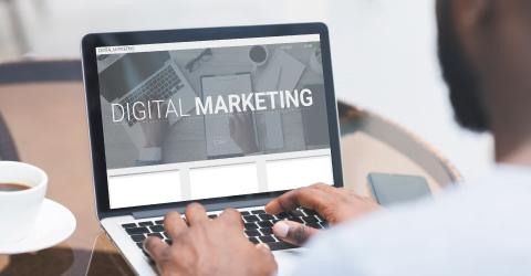 Training online marketing seo